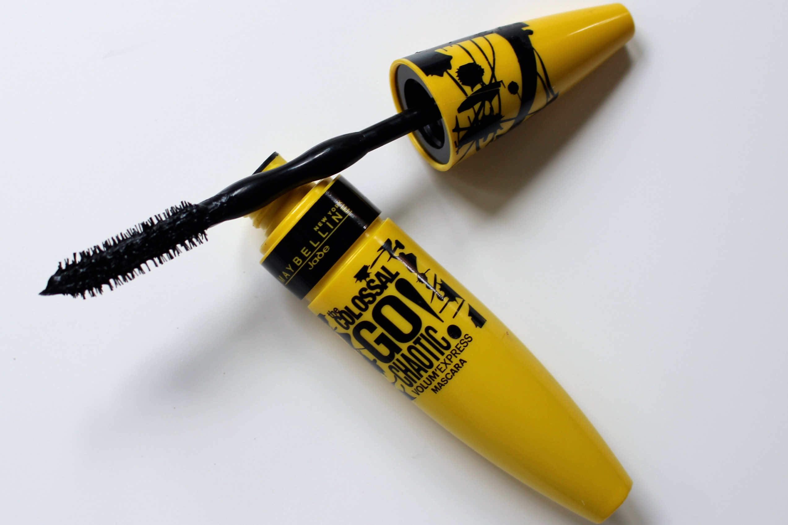 The colossal Go Chaotic! Mascara