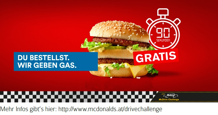 Gratis Big Mac?