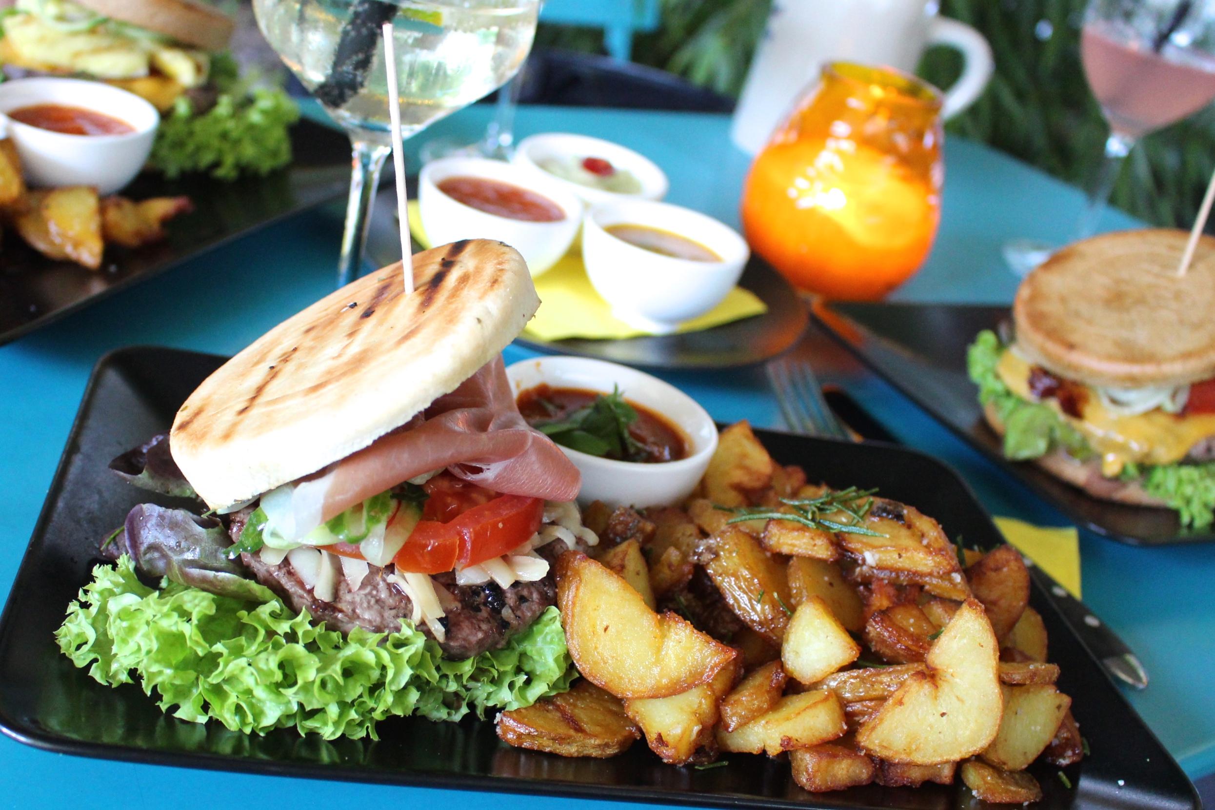 Guerilla Burger in Salzburg