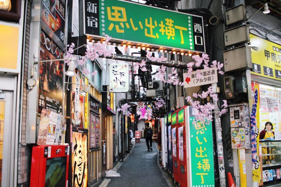 10 Dinge an Tokyo